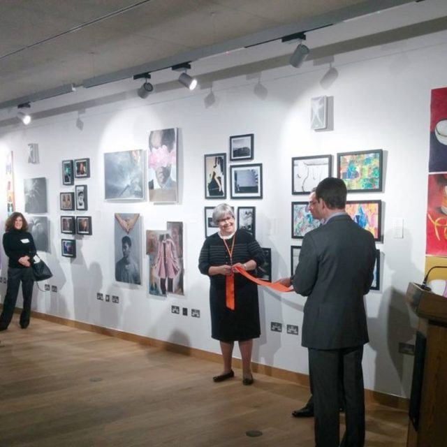 American School in London Opening Event