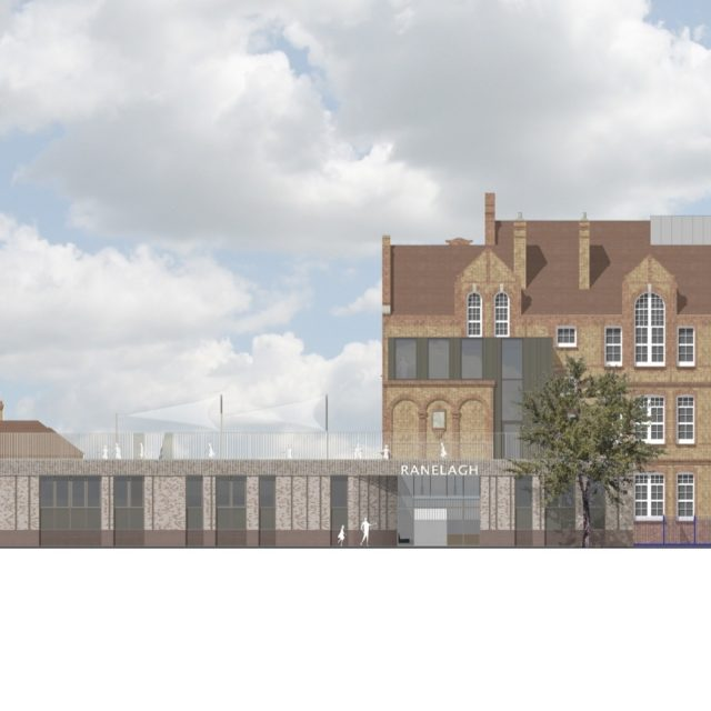 Planning Permission for School Extension
