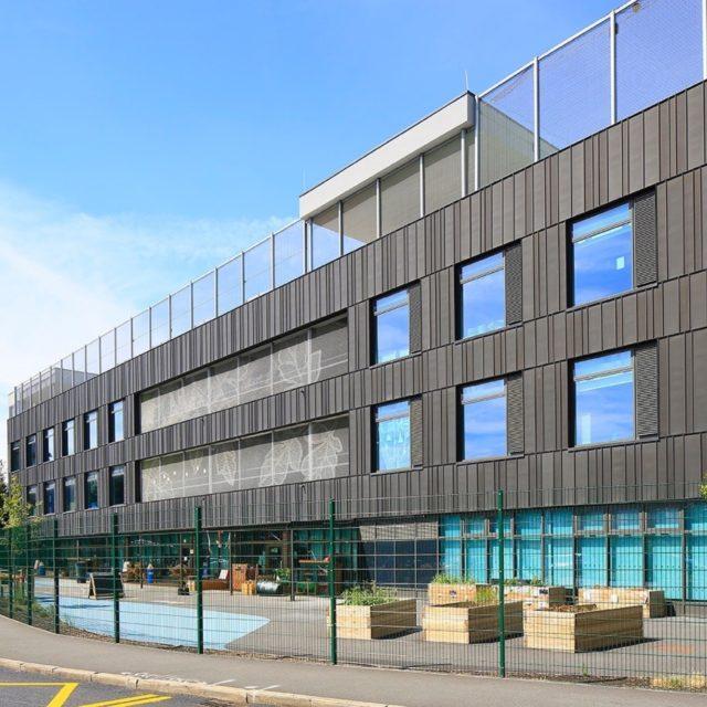 Gascoigne Primary School Opens