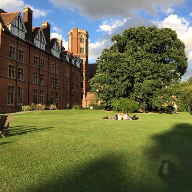 Homerton College Longlist Announced