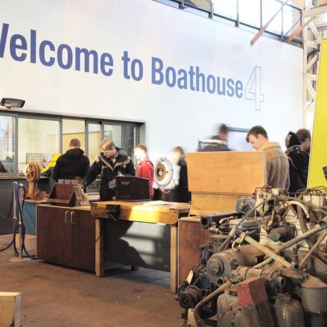 Boathouse 4 Wins Award