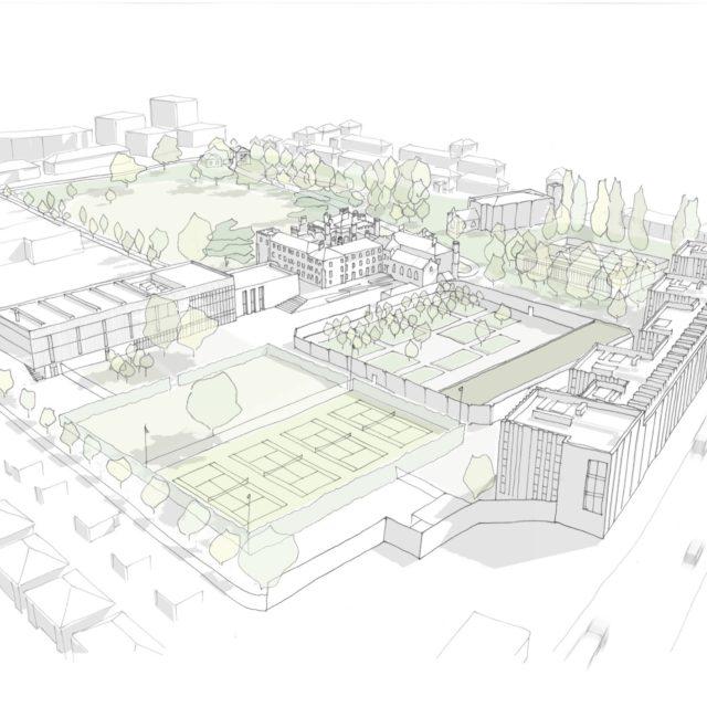 New project: Twyford Abbey