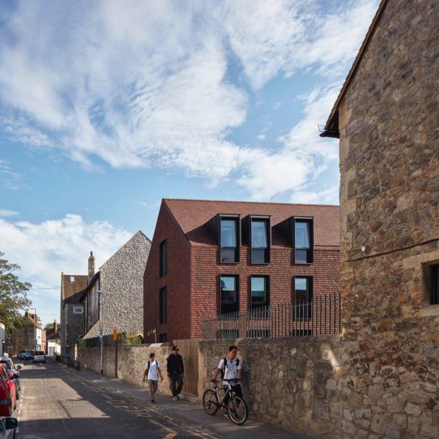 Kingsdown House Shortlisted for RIBA Award