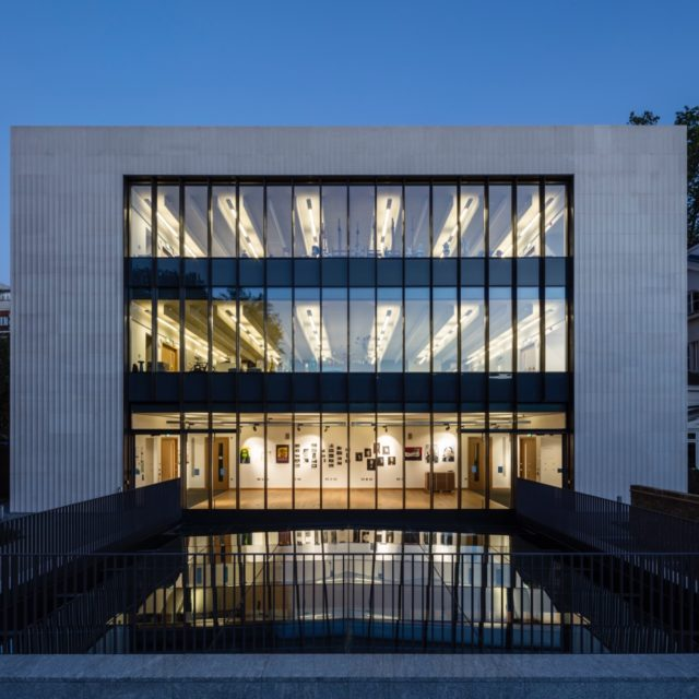 American School in London Shortlisted for NLA Awards