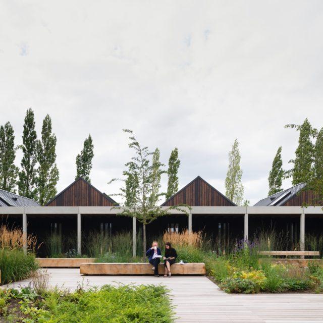 Vajrasana Shortlisted for AJ Architecture Award