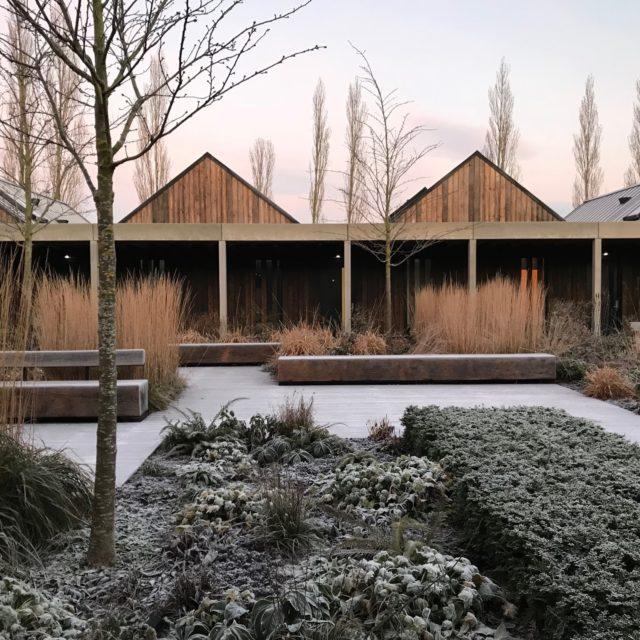 Vajrasana Wins AJ Architecture Award