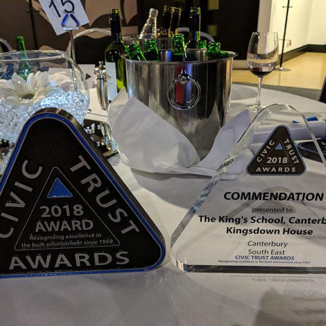2018 Civic Trust Awards Winners!
