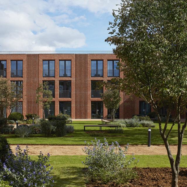 Newnham Shortlisted for AJ Architecture Awards
