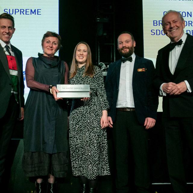 Newnham Reigns Supreme at the Brick Awards