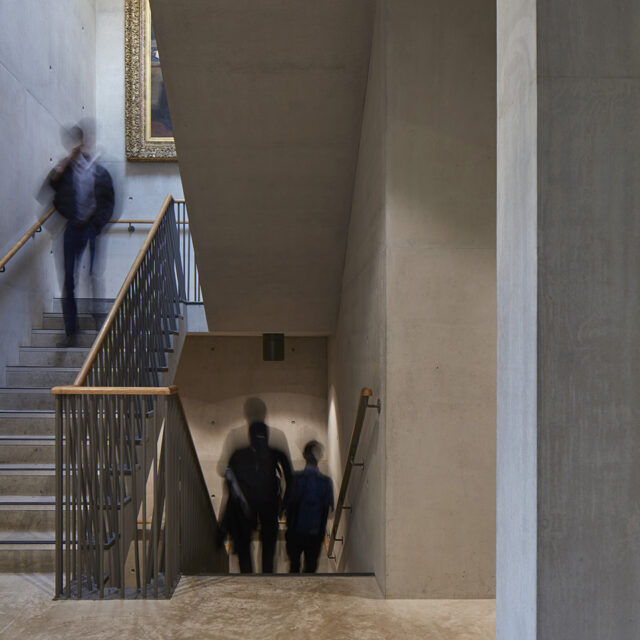 St Paul's School Shortlisted for Concrete Society Awards