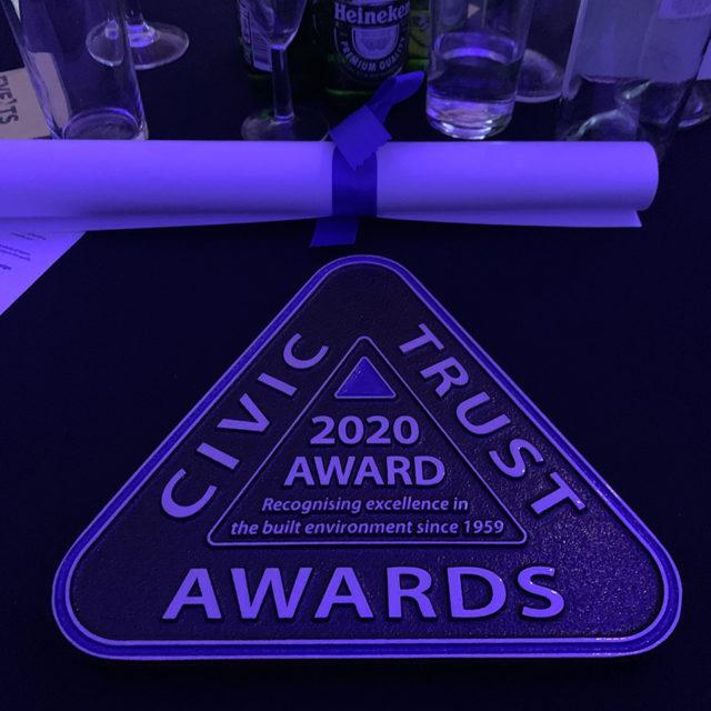 Civic Trust 2020 Winners!