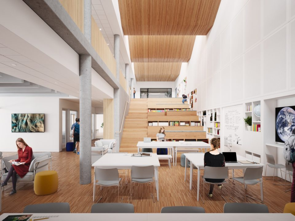 ACS Egham Ideas Building