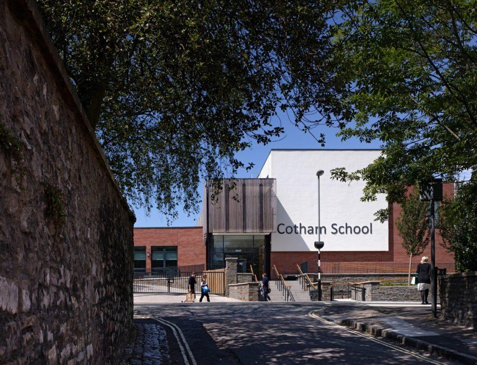 Cotham School image