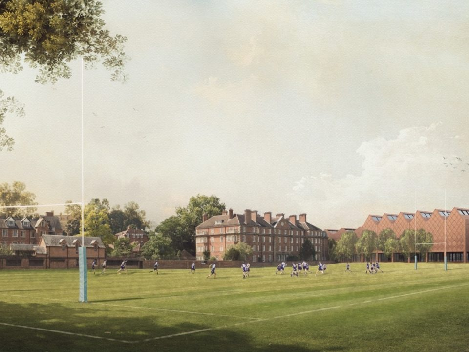 Eton College Sports Building