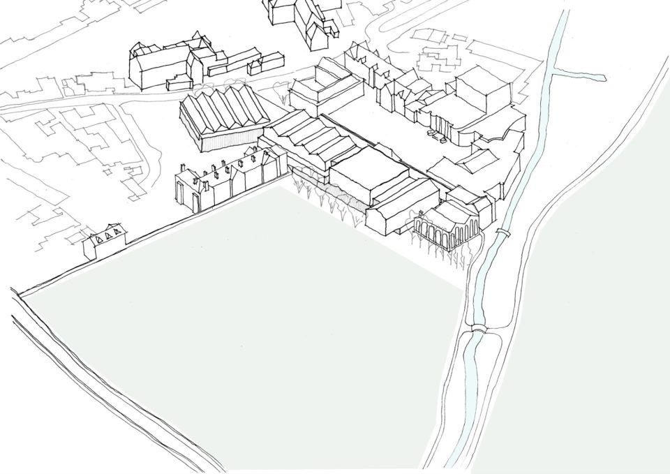 Eton College Sports Building image