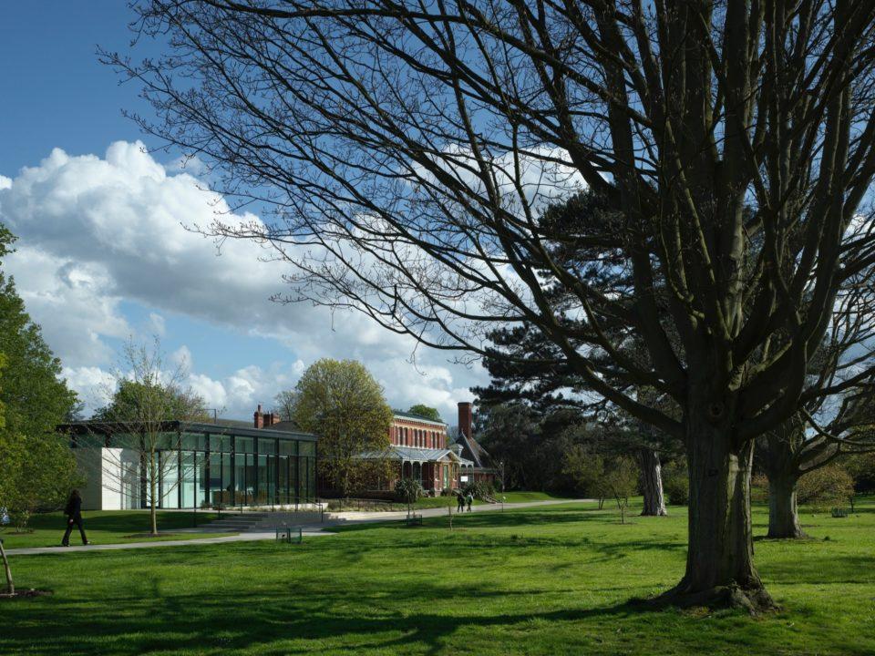 Gallery of Botanical Art, Kew Gardens