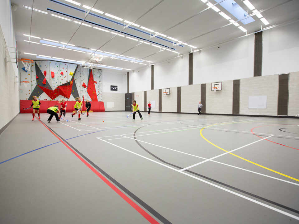 Godolphin & Latymer Sports Building