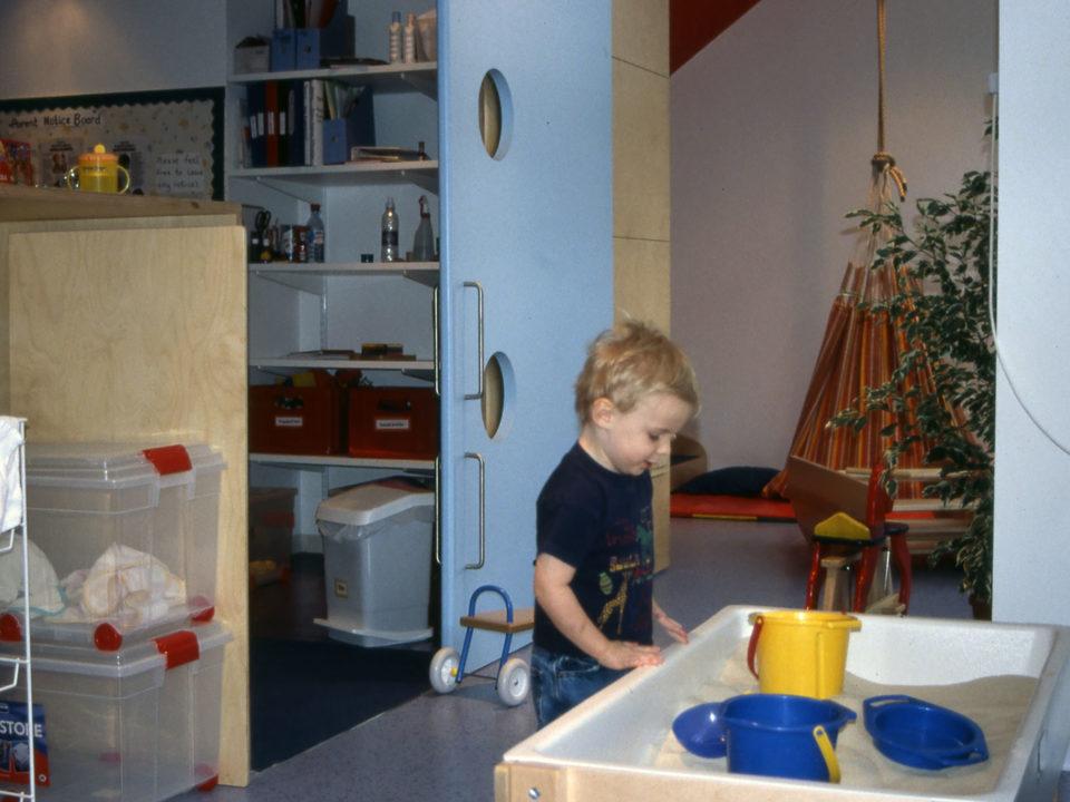 Jigsaw Nursery Wandsworth