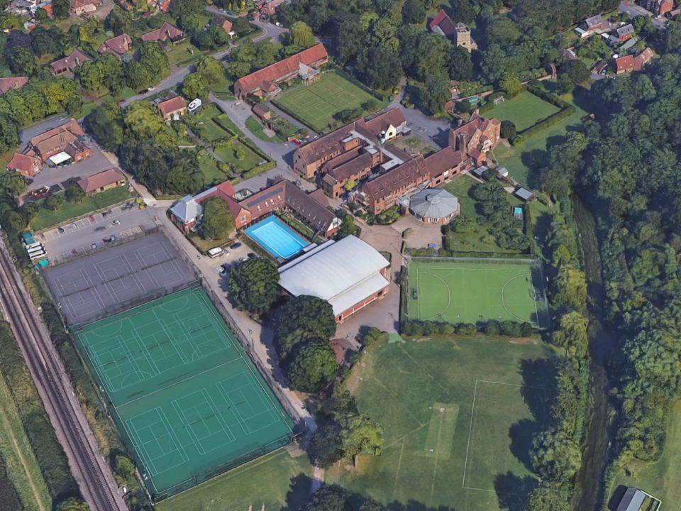 King's Junior School Swimming Pool