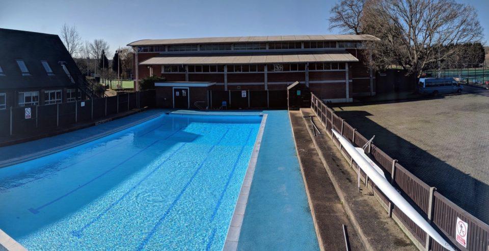 King's Junior School Swimming Pool image