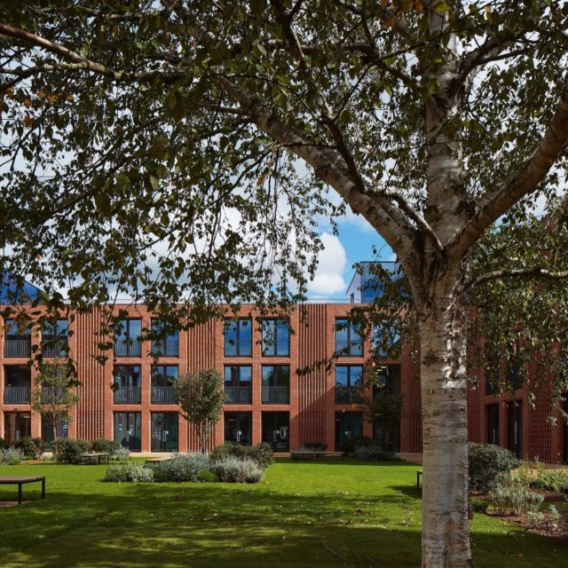Newnham College is RIBA East's Building of the Year