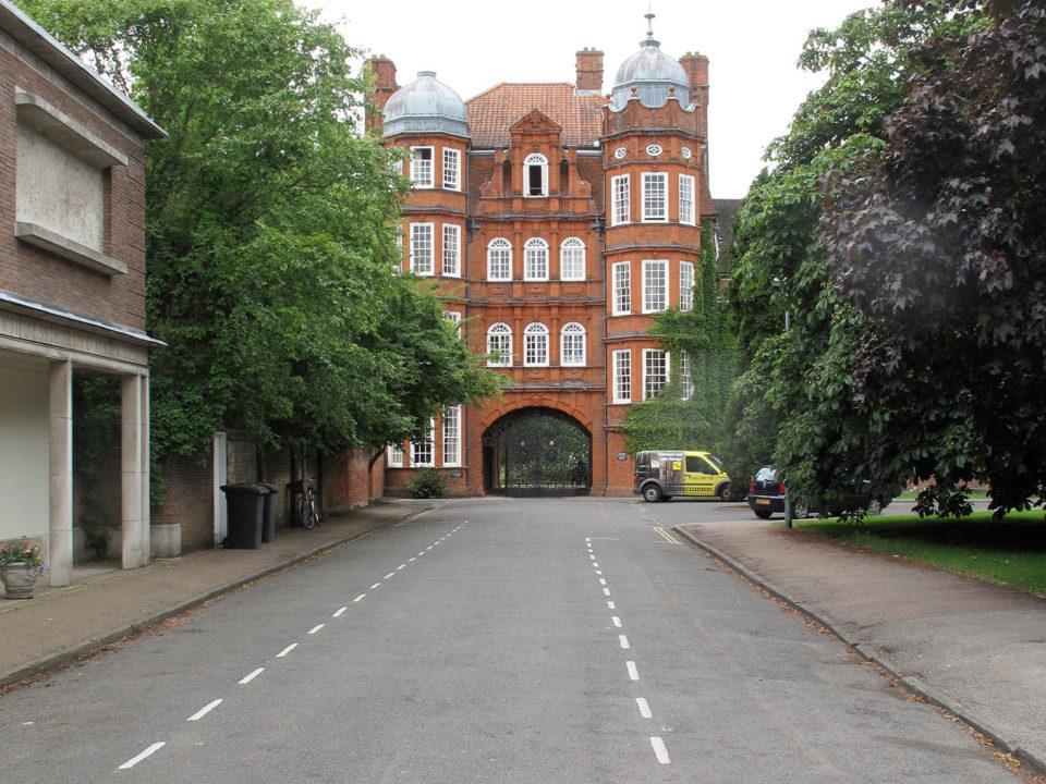 Newnham College Masterplan