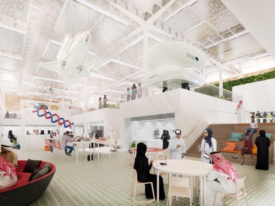 Qatar Foundation: Future Schools